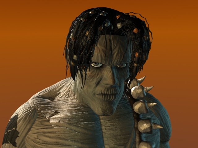 Gallery For > Planescape Torment Nameless One
