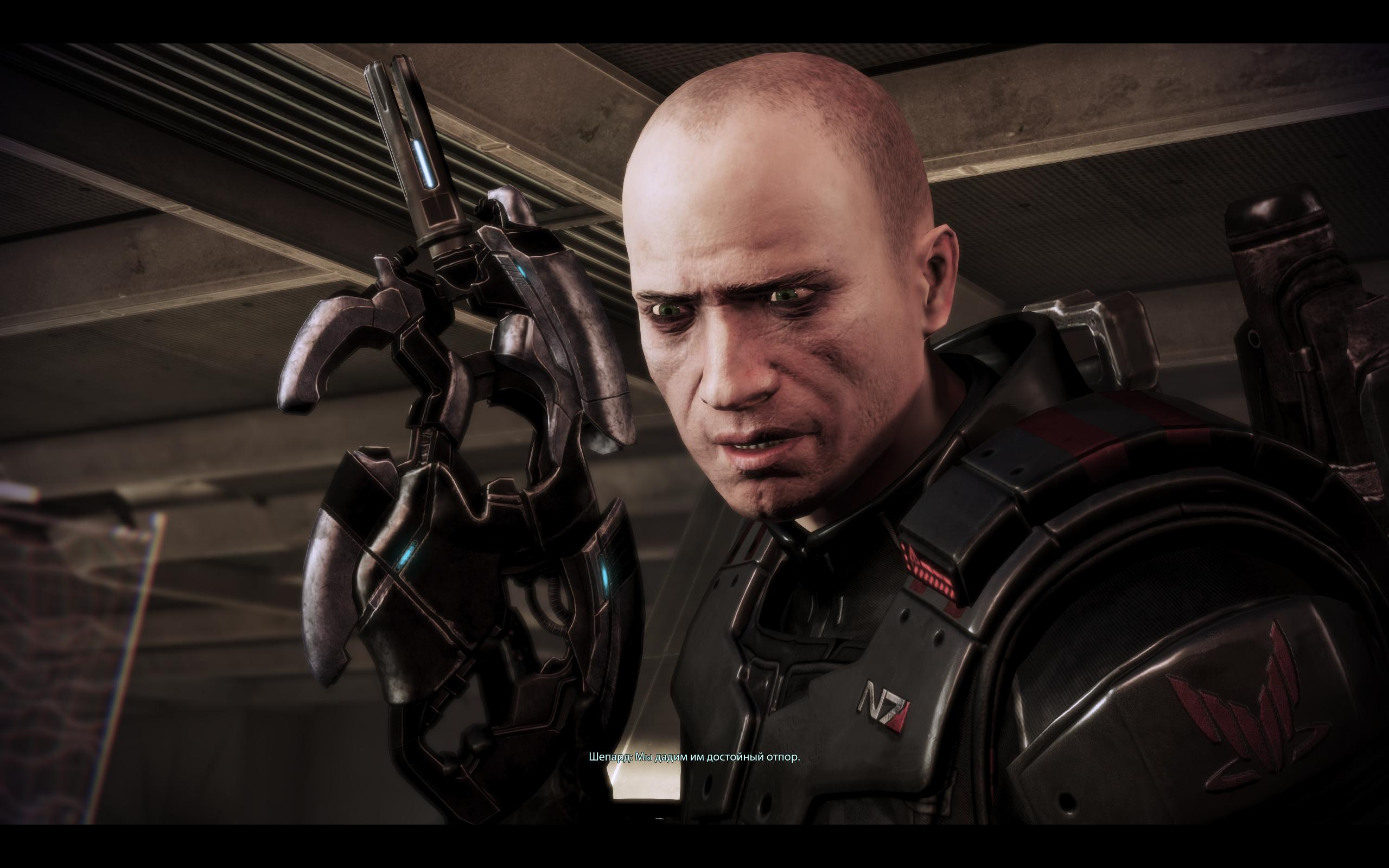 Как сделать чтобы Шепард выжил в Mass Effect 3? - Полезная информация 43